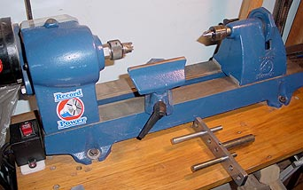 Lathes Modified For Metal Spinning By James P Riser